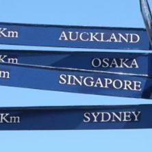 أفضل خمس أماكن في سنغافورة