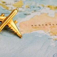 Aterrizando en Australia