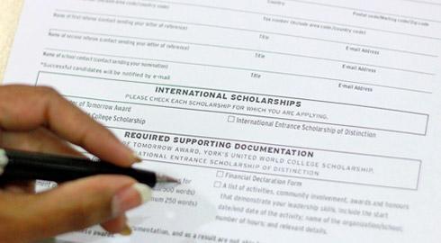 Study abroad scholarship essays
