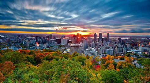 Đôi nét về thành phố Montreal
