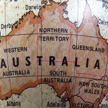 澳洲大学地图分布